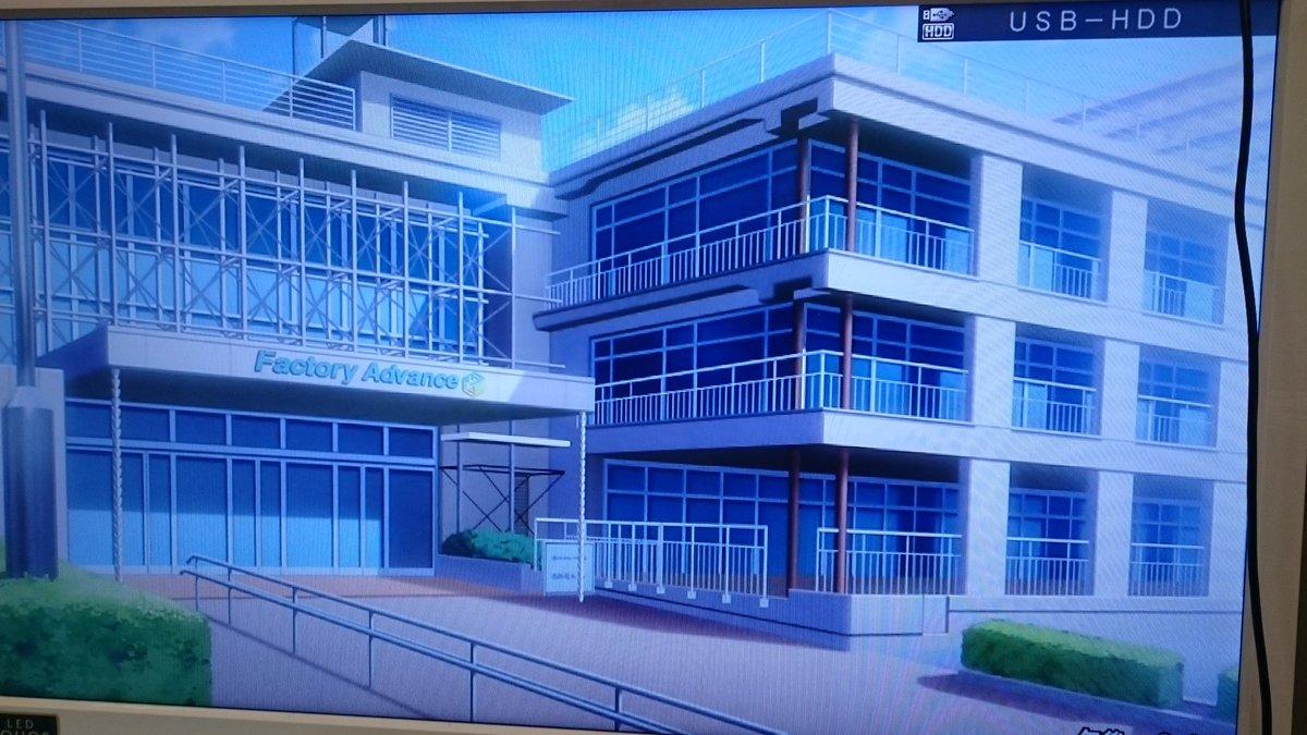 なお、「フレーム・アームズガール」第7話で、FAガールをつくる会社の建物として、これが出てきたわけだが、ただの立川市役所
