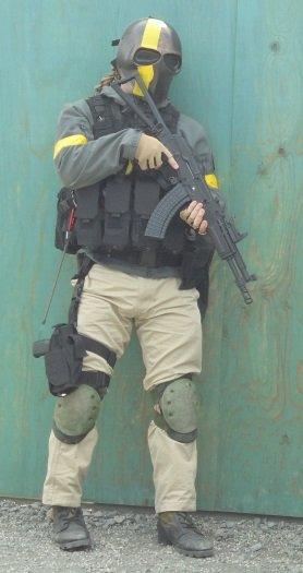 経歴:2年2ヵ月年齢:29戦場:埼玉県所属:無メイン:LVOA(次世代M4カスタム)サブ:スプリングフィールドXDM装備