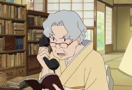 サマーウォーズおばあちゃんに何度泣かされたことか…#お前らガチ泣きしたシーン晒せよ