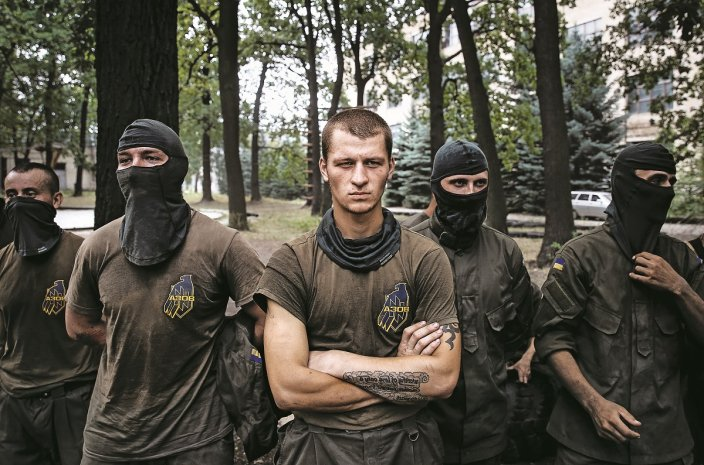 What happens when Ukraine's foreign fighters return home?