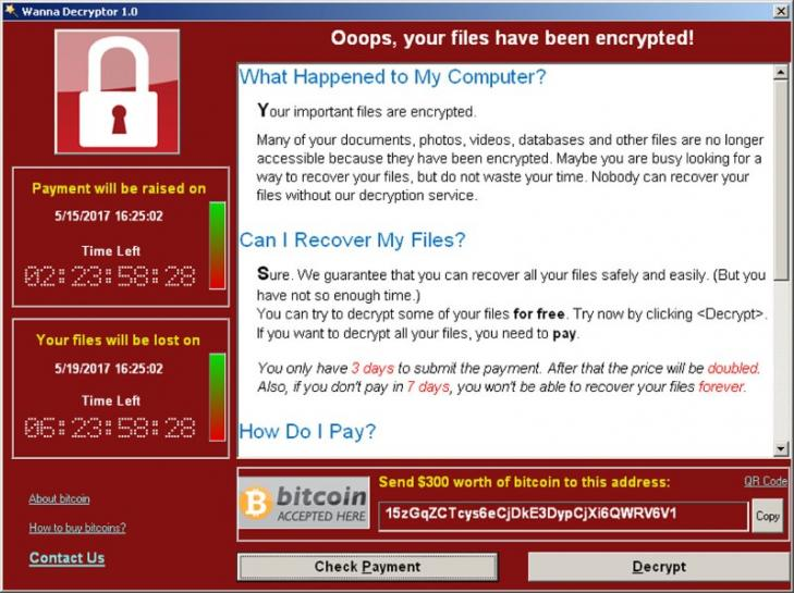 WannaCry cyber attack compromised some Russian banks: central bank