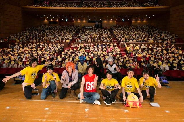 【5月21日に公開したニュースランキング第4位】GRANRODEO、下野紘さんらが登壇! ロデオスパイダーが生バンド演奏