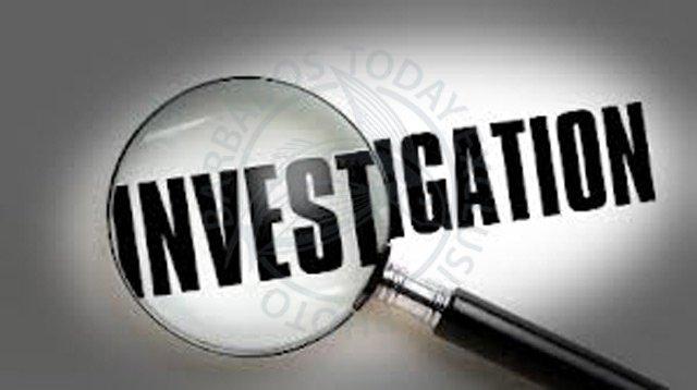 Suspected foodborne illness at St Philip District Hospital