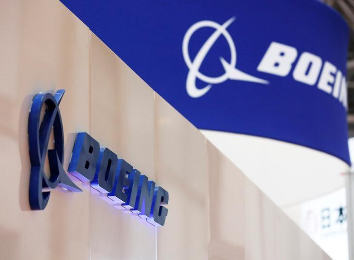 Boeing Co signs defense, commercial deals with Saudi Arabia