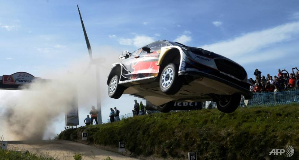 Motor Rally: Ogier claims record-equalling fifth Portugal win