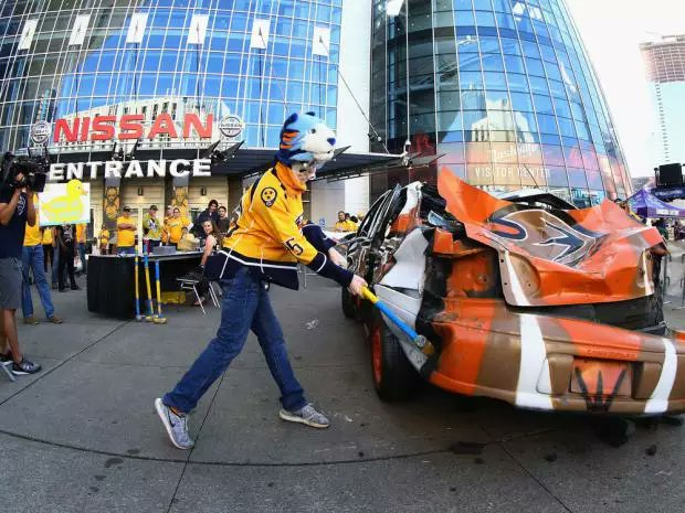Nashville is showing Calgary how to support hockey and revitalize a city: Build a new arena