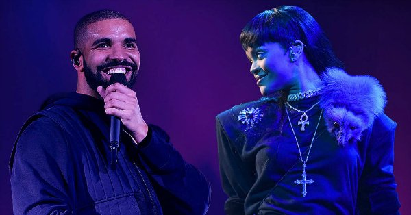 We're just hoping Drake and Rihanna have one dance at the 2017 Billboard Music Awards: