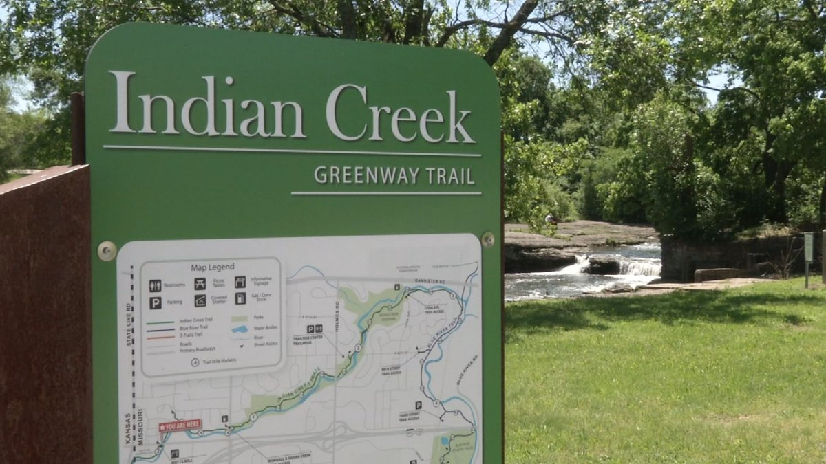Indian Creek Trail