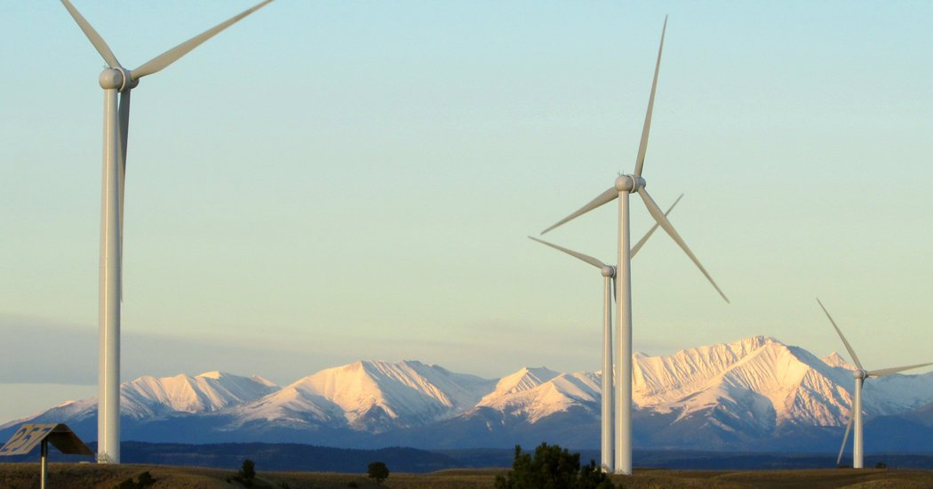 Wind Project in Wyoming Envisions Coal Miners as Trainees