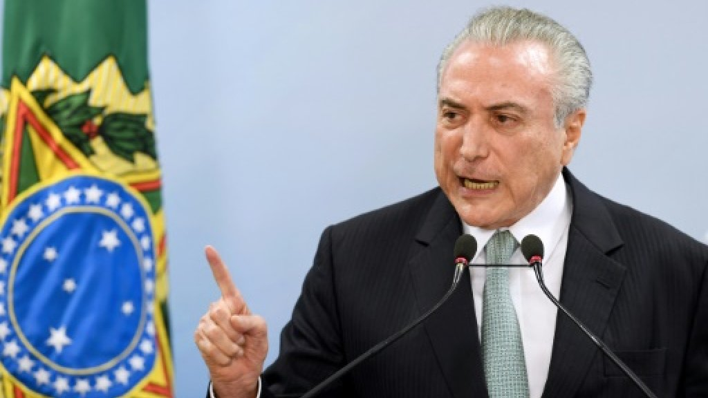 Key allies to meet on Temer's fate in Brazil crisis
