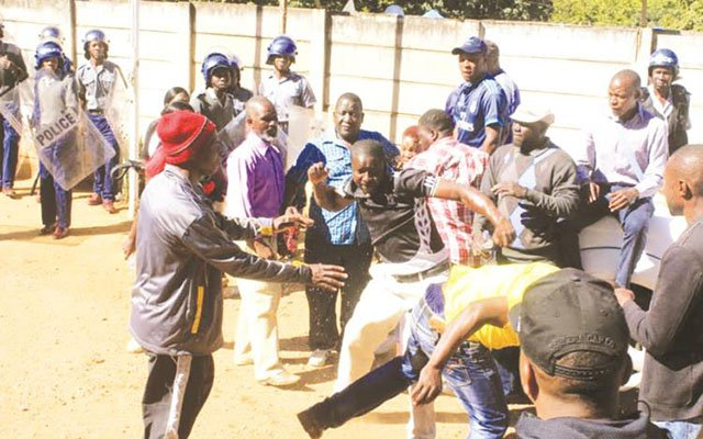 Violent clashes rock Zanu-PF | The