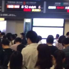 test ツイッターメディア - 湘南新宿ライン 赤羽駅での人身事故の影響で埼京線が遅延で最弱線になって大混乱 電車遅延 5/22 https://t.co/eshmaJTdRI https://t.co/uAMEvLmRwc