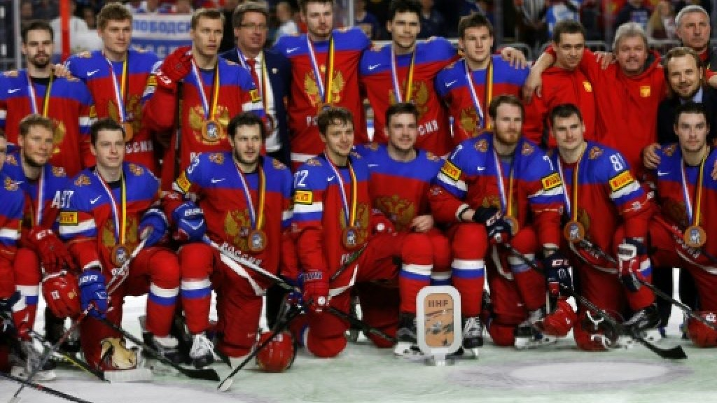 Russia claim ice hockey world bronze after Finland scare