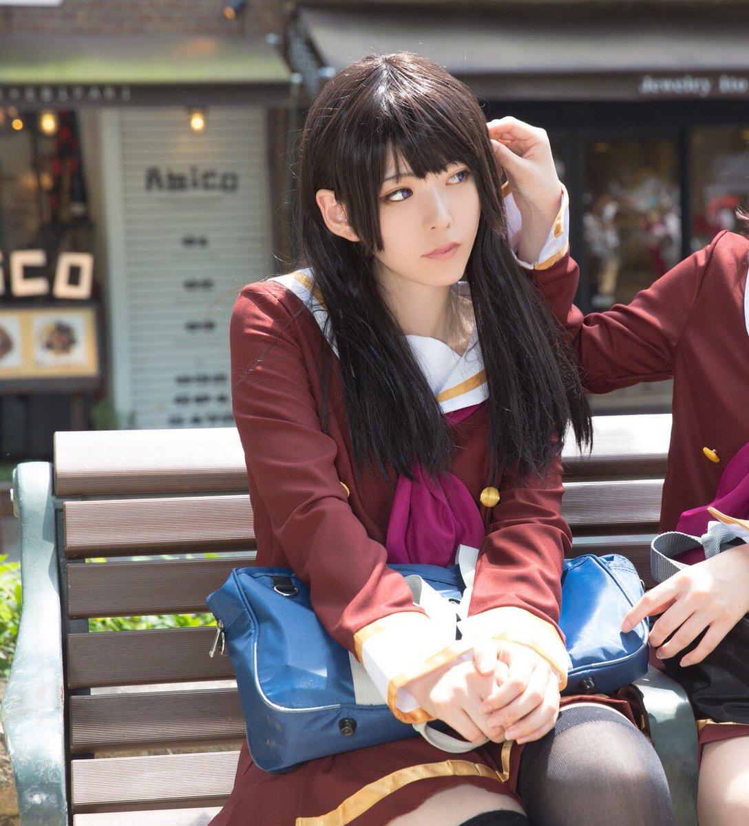 響け!ユーフォニアム高坂麗奈🎺#ホココス久美子:みゆちゃんPhoto:ハルさん( )