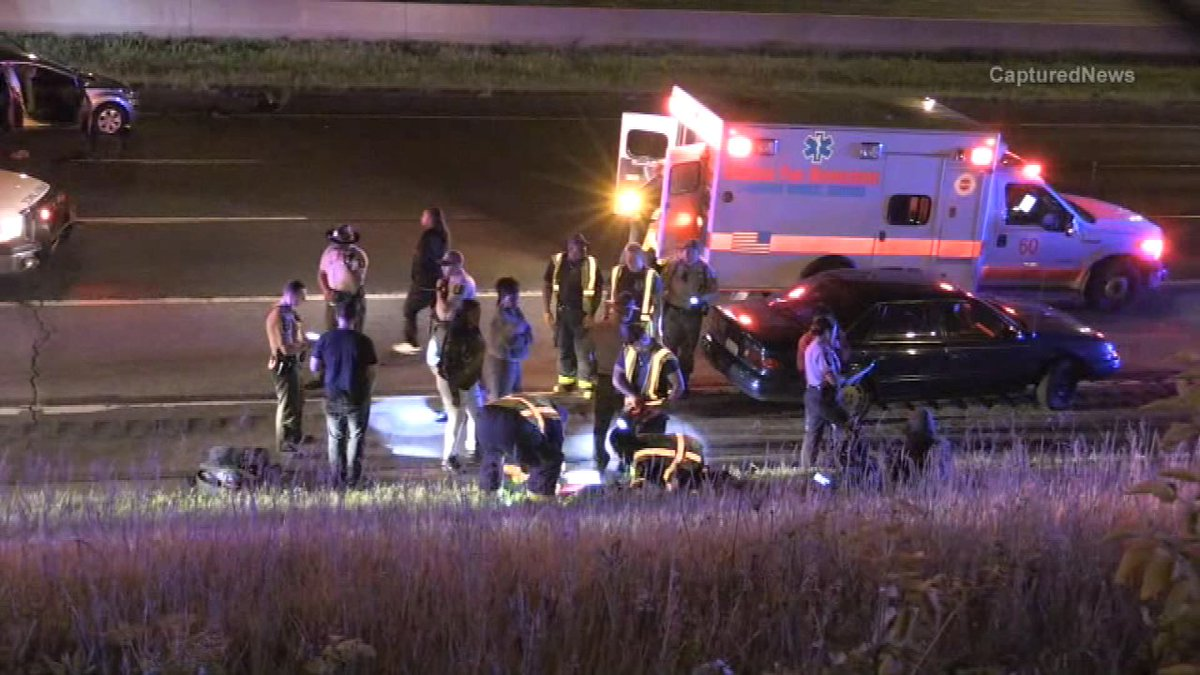 At least 2 shot on I-57 on Far South Side