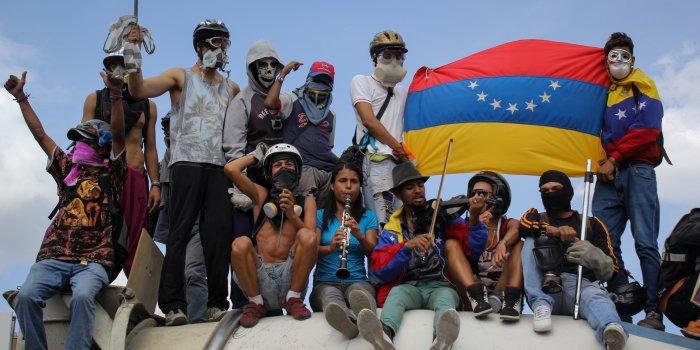 Goldman Sachs Bought Venezuela's State Oil Company's Bonds Last Week