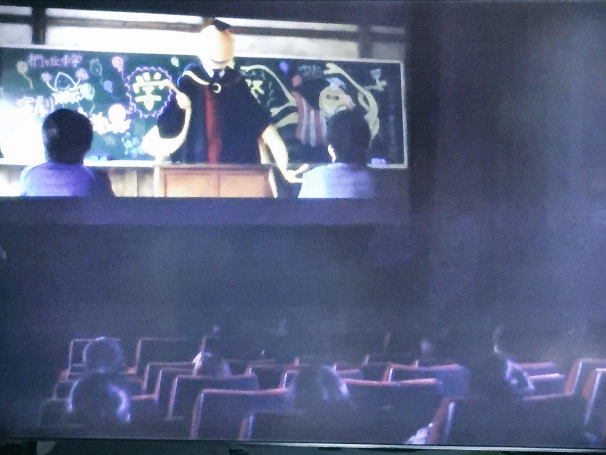 な、なんと!貴族探偵で暗殺教室が!!!!(ノ*ˇ∀ˇ)ノおぉ♪#貴族探偵 #暗殺教室