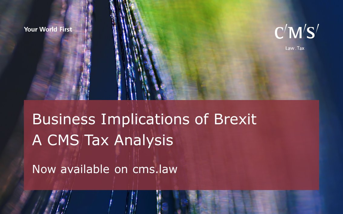 test Twitter Media - The international tax context for the Brexit is more complex than ever. Get an overview with our new guide at: https://t.co/Kkh0rZQuR6 https://t.co/CYcCtvsL5M