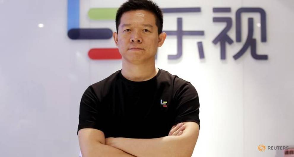 LeEco founder Jia steps down from top spot at main listed unit