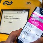 Reizen in ov met smartphone