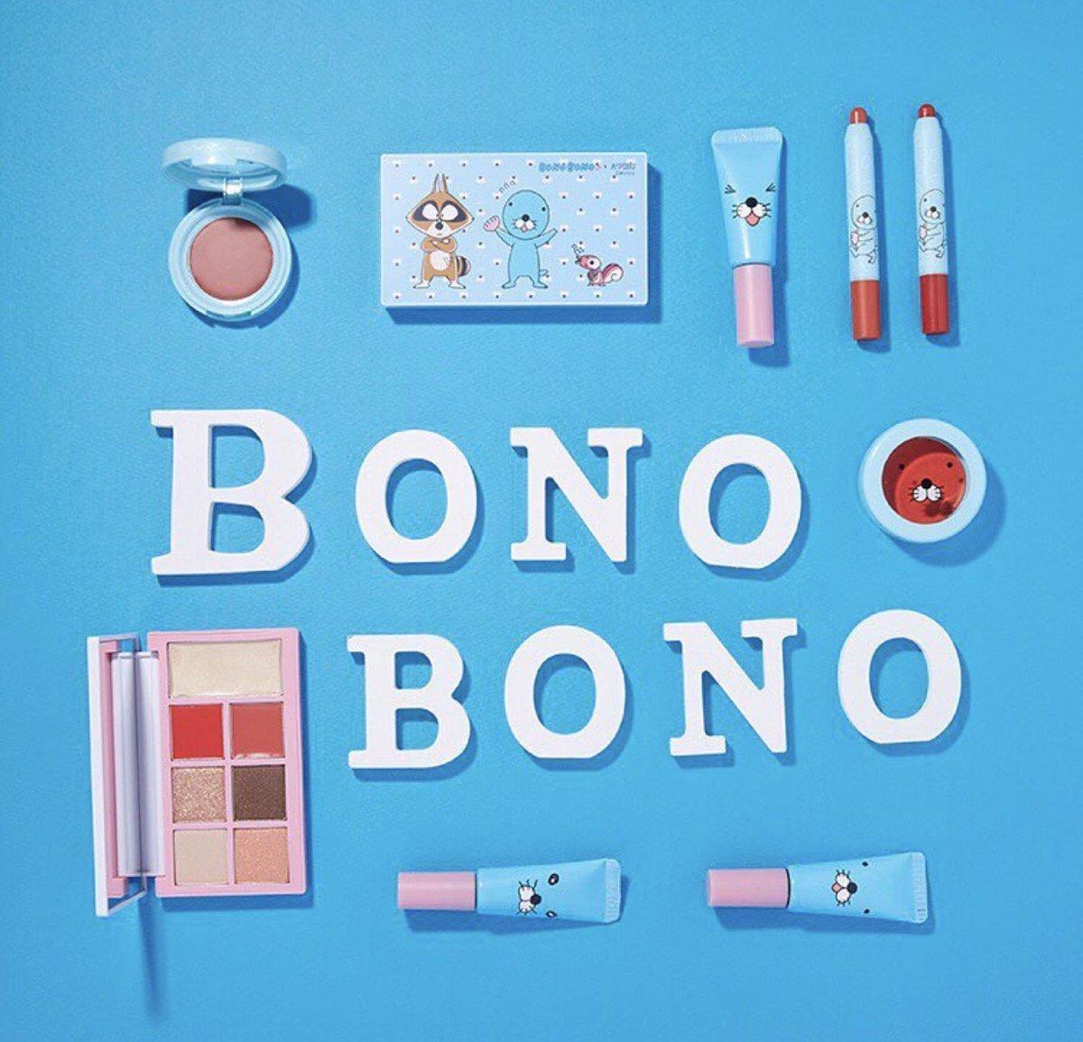 📢新商品のご案内💖【#APIEU × #BONOBONO コラボシリーズ各種】お取り扱い開始です😊🙌💙ご注文はこちらから