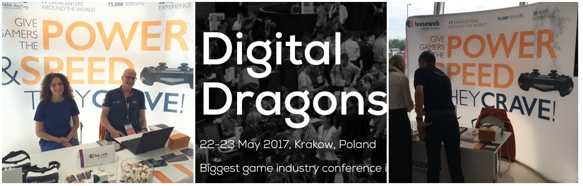 test Twitter Media - We are at @Digital_Dragons Meet us at booth A43 or set up an appointment with our #gaming #infrastructure experts https://t.co/dCyKKVExQp https://t.co/Qa6DtTGKz5