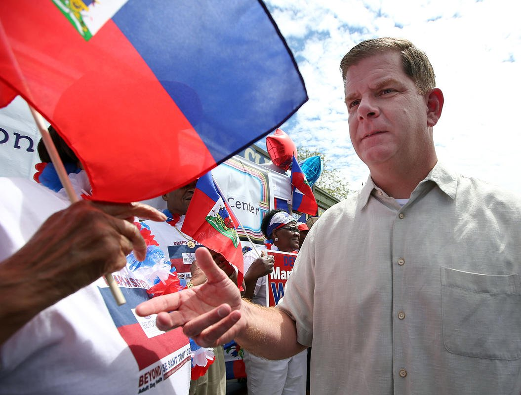 Walsh opposes Haitian deportation as decision looms