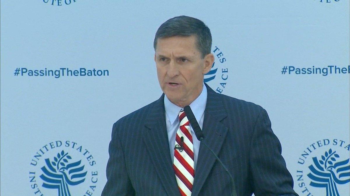 AP source: Flynn will decline Senate Intel subpoena, invoke Fifth Amendment