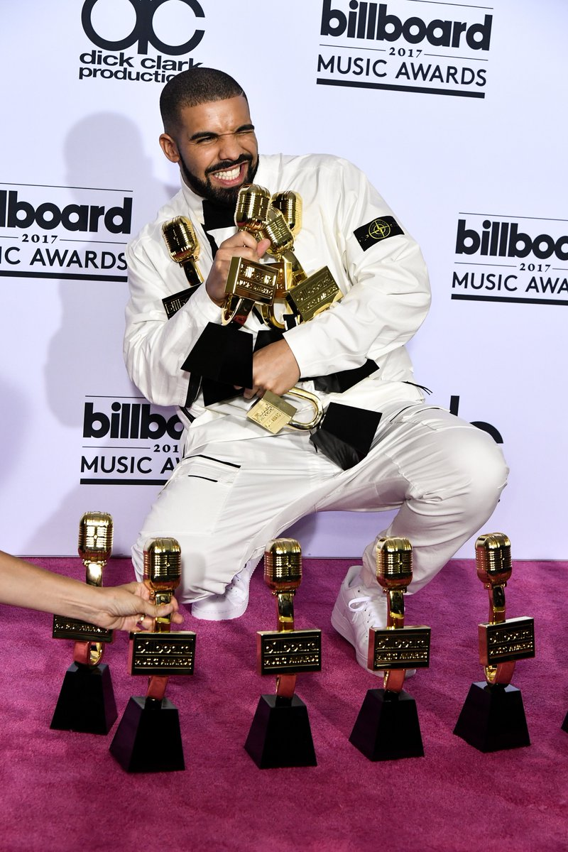 Complete list of winners from the Billboard Music Awards