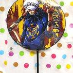 【新商品】ファンシーファン トラファルガー・ロー380円+税 好評発売中!#麦わらストア #ONEPIECE