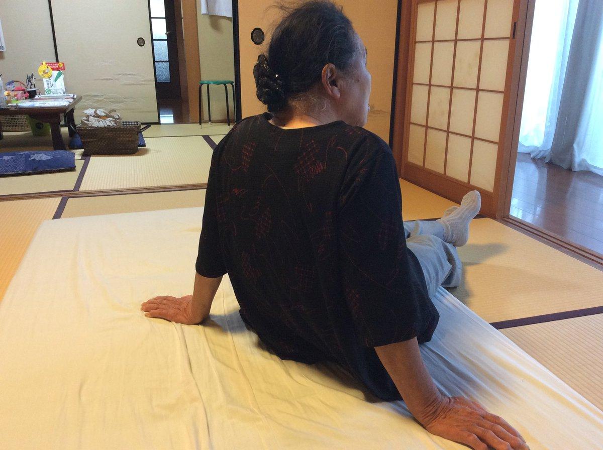 ブログを更新しました。『ひだまりの日常。』#ひだまり #hidamari #アメブロ#日常風景 #前かがみのおばあちゃん