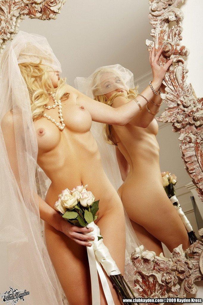 голые невесты после свадьбы фото с голыми кисками