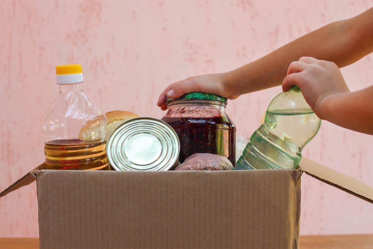 Library donates more than 7 tons of food to Utah Food Bank