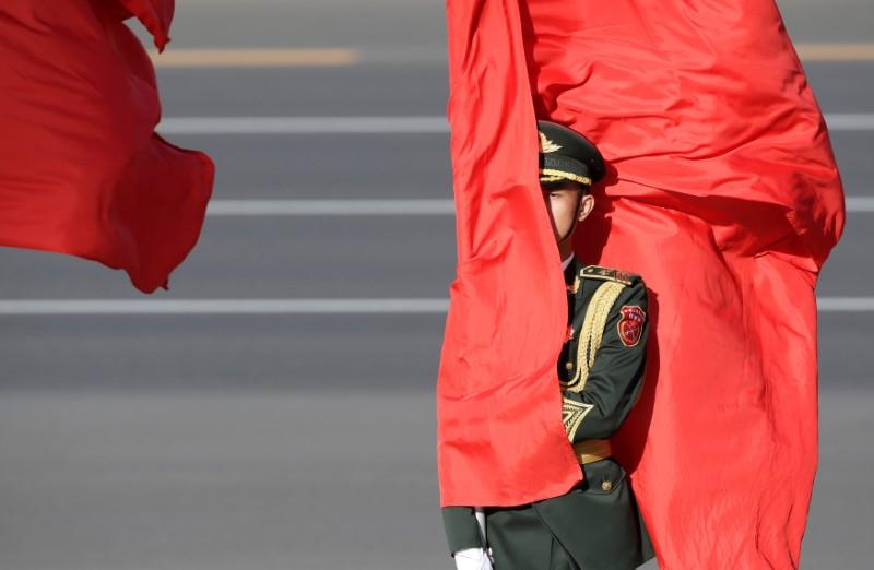 Chinese paper applauds anti-spy efforts after report CIA sources killed