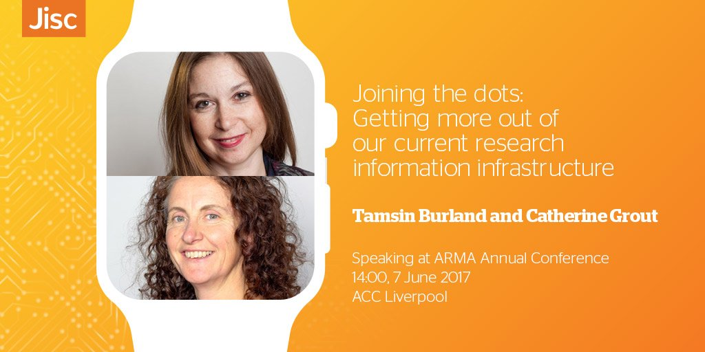 test Twitter Media - Heading to the ARMA Annual Conference next month? Our very own Tamsin and Catherine are speakers there  https://t.co/8mcx19xErm #armaconf https://t.co/ApgxCpIZKf