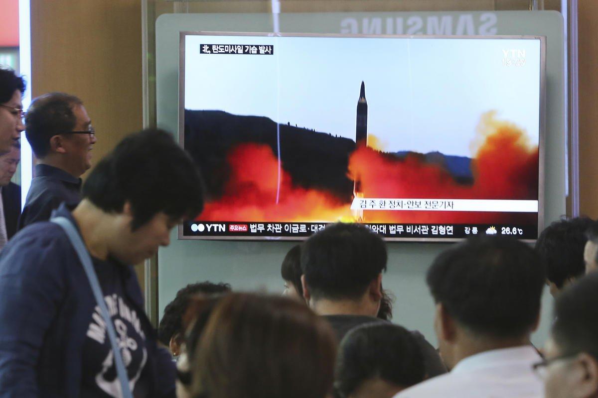 Tillerson downplays N. Korea missile test: 'Early in game' placing pressure