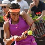 Tennis: Garcia réussit son entrée à Strasbourg