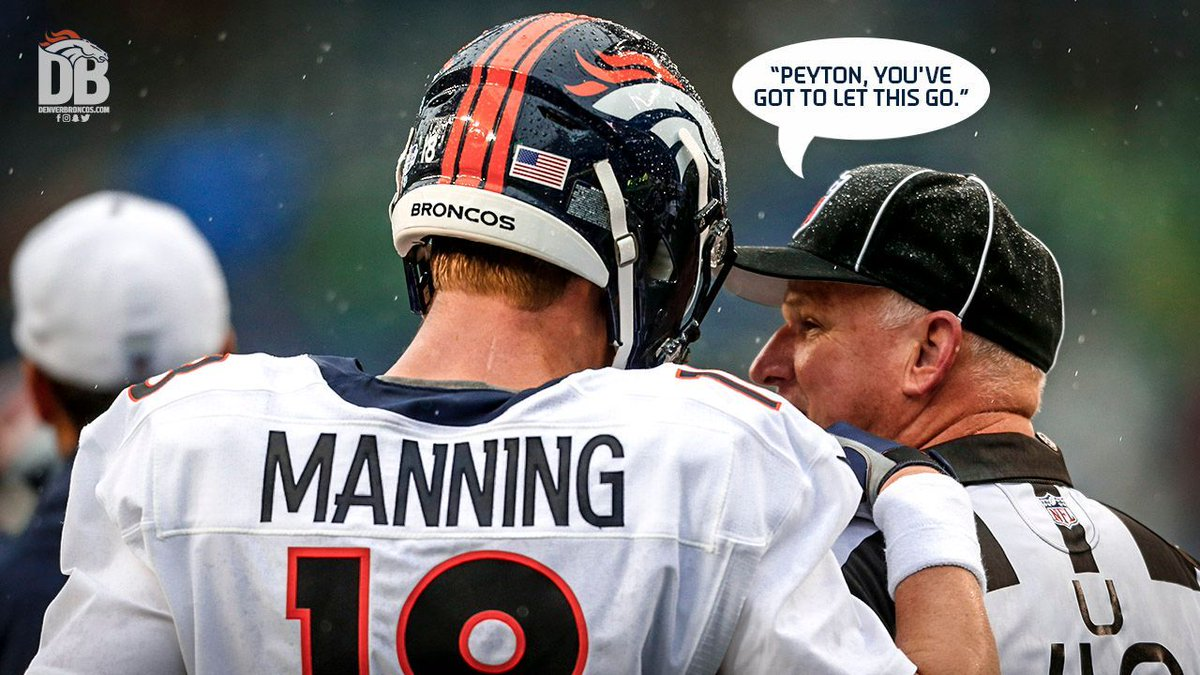 Now Retired Nfl Referee Butch Hannah Has An Incredible Peyton Story To Share 187 J Mp 2rahdd8
