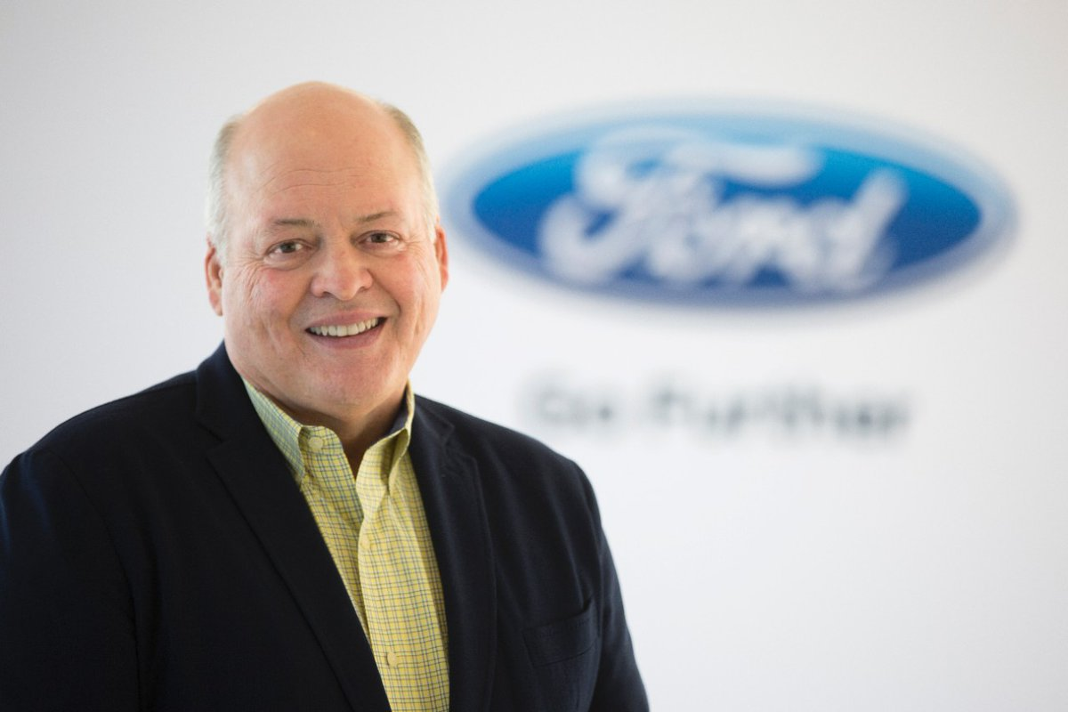 Ford replaces CEO Fields as challenges mount