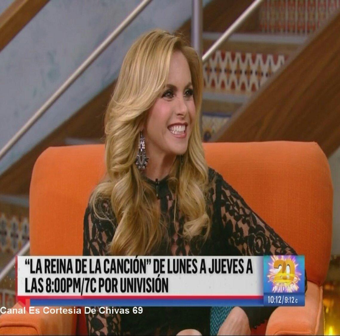 test Twitter Media - É tão divina!! @LuceroMexico  #LuceroEnDA https://t.co/q5eKsKQb9E