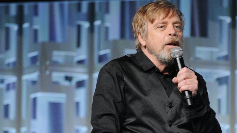 .@HamillHimself sure gets his name misspelled often — and even Disney is guilty
