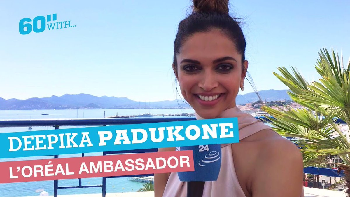 ?? Cannes 2017: From Bollywood to Hollywood, 60 seconds with Deepika Pakudone
