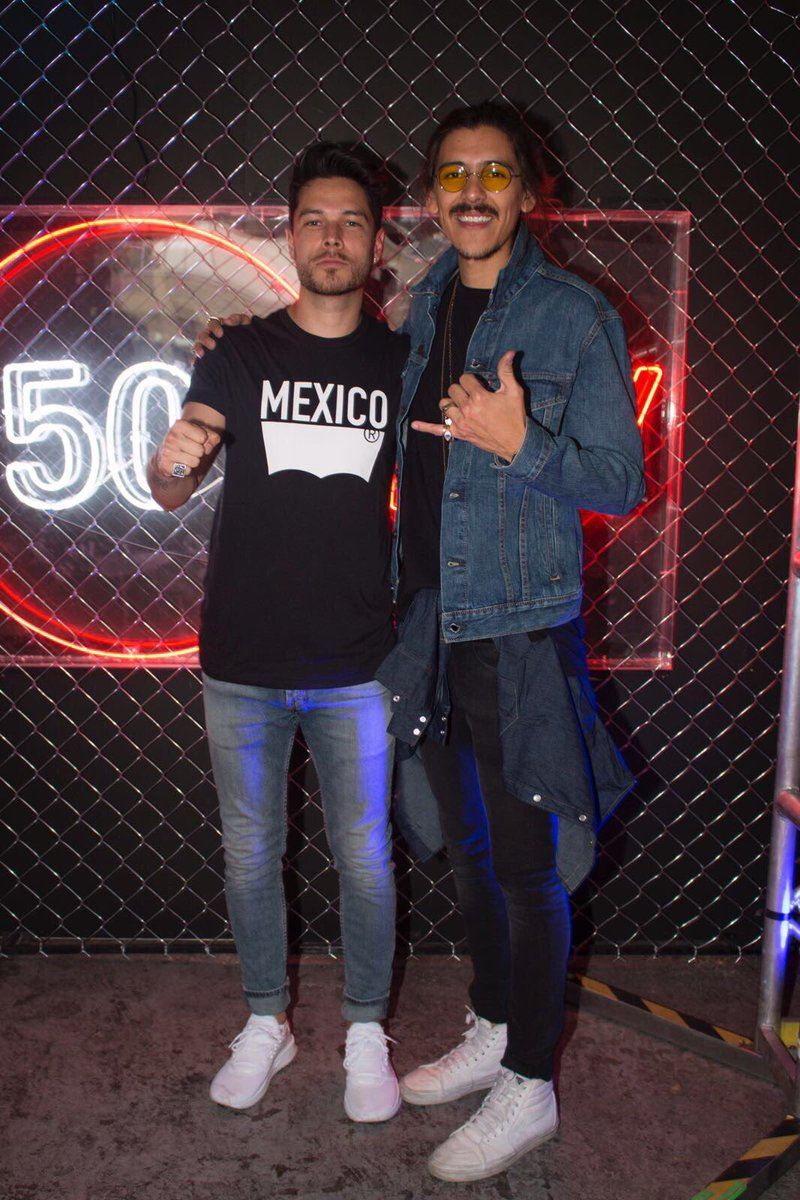 test Twitter Media - Algunas pics de la fiesta del sábado en el #501day de @LevisMX. https://t.co/RX0S6uP8xJ