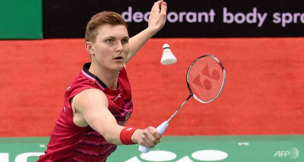Danes master India in Sudirman Cup