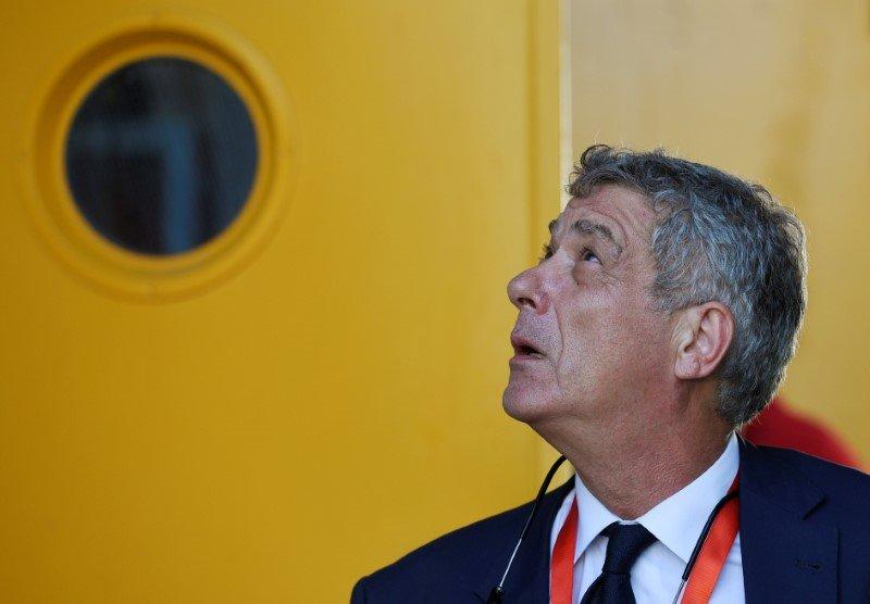 Villar re-elected Spanish Football Federation president - Football