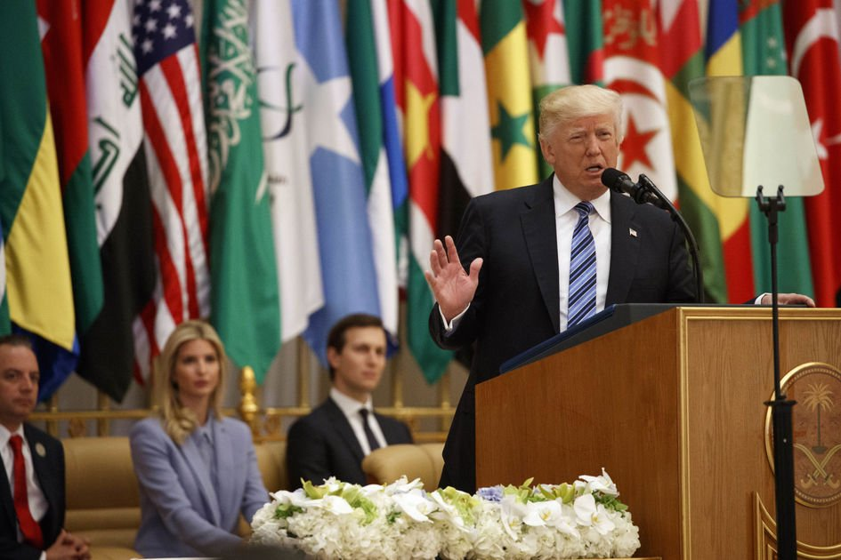 Fact check: Trump exaggerates record while abroad