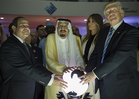 Church of Satan distances itself from Trump orb photo