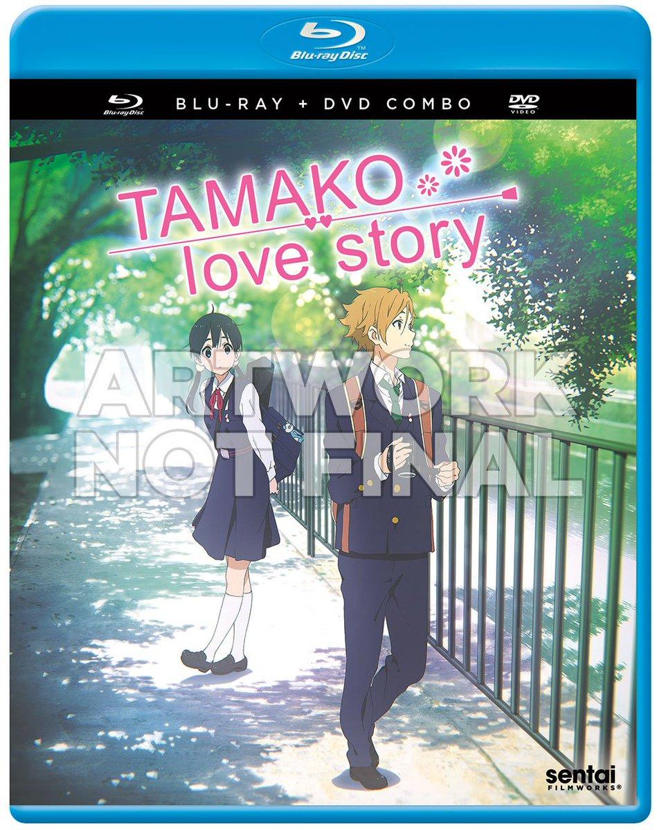 Sentai Filmworks 北米版新作BDたまこラブストーリー$39.98 2017/9/12発売音声…日本語、英