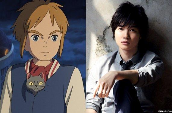 【神ってる】神木隆之介、映画『メアリと魔女の花』に声優参加!大事件に巻き込まれてしまう12歳の少年・ピーターの声を担当。