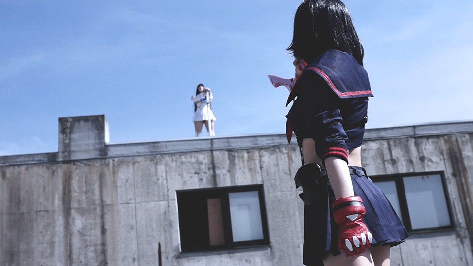 Kill la Kill コスプレ動画切り出し //video production//#killlakill #キルラ